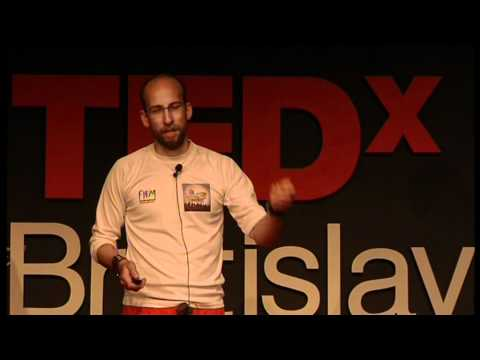 TEDxBratislava - Jozef RAJCHL -- Endurance in running and in life