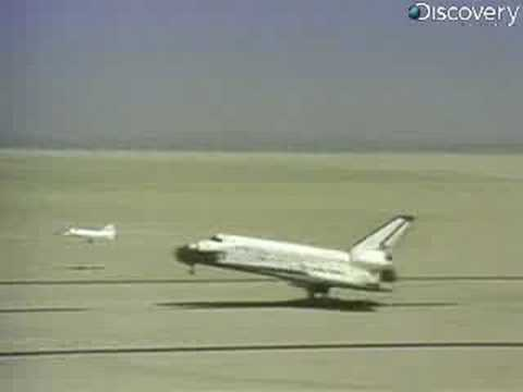 When We Left Earth - First Shuttle Landing