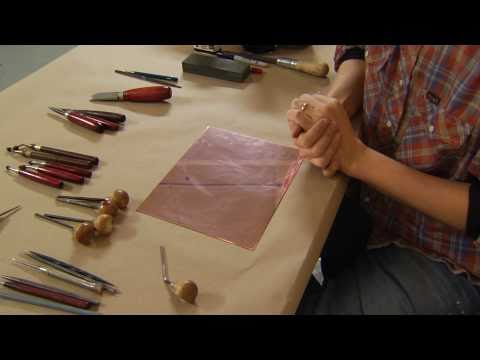 Pressure + Ink: Introduction to Printmaking