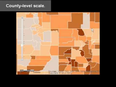 Scale Matters 4:  Population Analysis