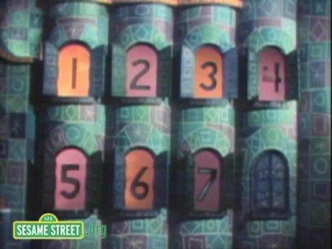 Sesame Street: King Of 8