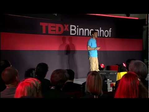 TEDxBinnenhof - Floris de Vos - A portable water drill for the remotest areas