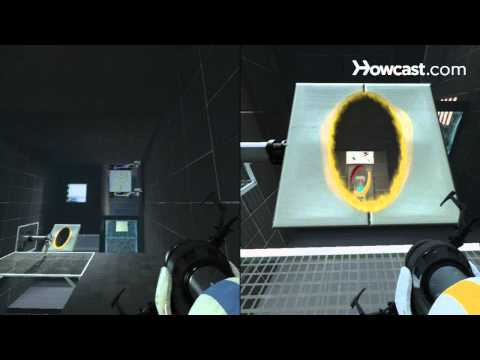 Portal 2 Co-op Walkthrough / Course 2 - Part 5 - Room 05/08