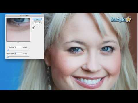 Photoshop Tutorial - Smoother Skin