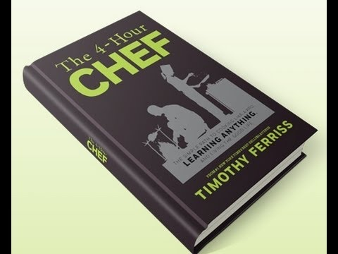 Tim Ferriss 4 Hour Chef Book Review