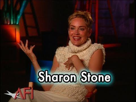 Sharon Stone on Gary Cooper