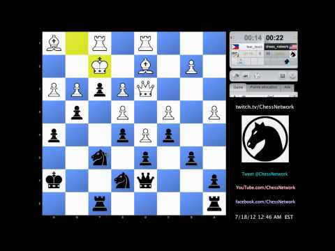 Warzone Kings Chess Tournament [91]