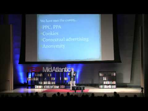 TEDxMidAtlantic - Mark Walsh - 11/5/09
