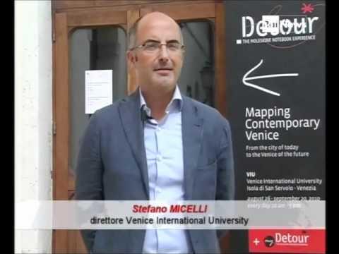 Rai News 24 - Mapping Contemporary Venice (english subtitles)