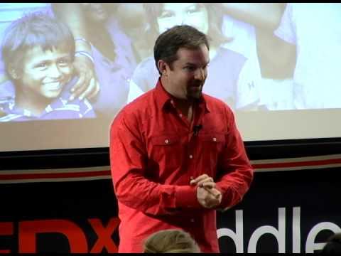 TEDxMiddlebury - Brad Corrigan - Go and See