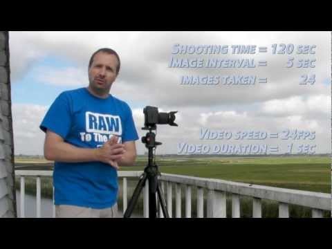 Timelapse photography tips from start to end