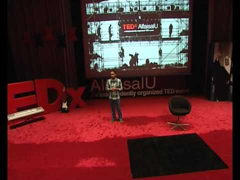 TEDxAlfaisalU - Nasir Arain - Execuses: Have You Got a Great One?