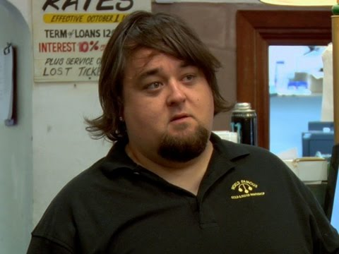 Pawn Stars - Chumlee Wants To Be a Millionaire