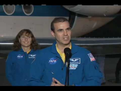 Three Days and a Wake-Up: STS-131 Crew Ready for Mission