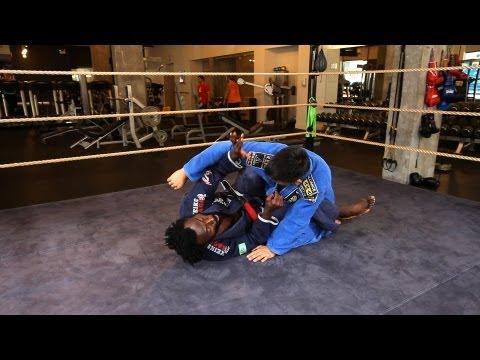 Self Defense for Women: Guard   Brazilian Jiu Jitsu