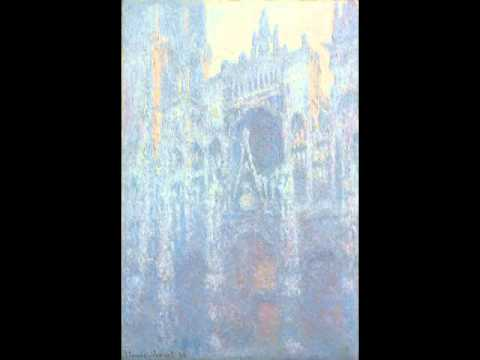 The Portal of Rouen Cathedral in Morning Light, Claude Monet