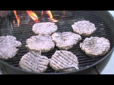 Smoked Cheeseburgers with Guacamole