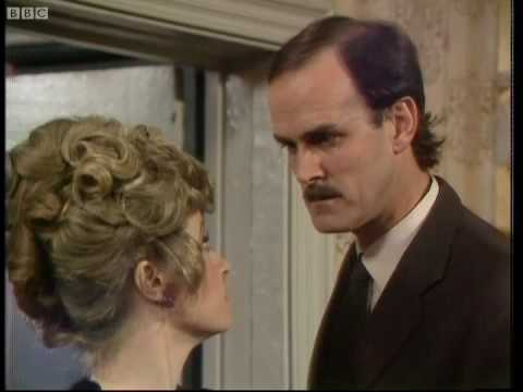 Sybil takes over - Fawlty Towers - BBC