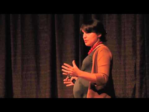 "Speak or Be Spoken For - Working Your ""Me"" Muscle: Monica Guzman at TEDxUofW"