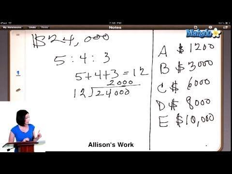 SAT Math Prep Course Question #26