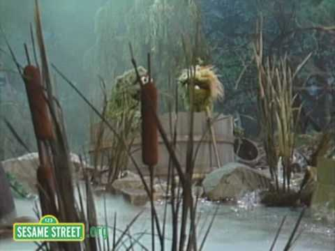 Sesame Street: Alone in a Swamp