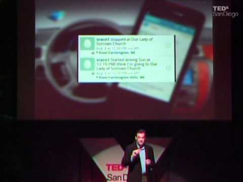 TEDxSanDiego - Nick Pudar - The Future of Automotive Connectivity