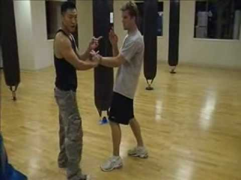 Wing Chun - Stop Kick (basics) part 2