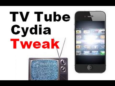 TV Tube Sleep - Cydia Tweak for iPhone & iPod Touch