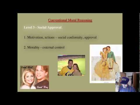 Saylor PSYCH303: Kohlberg's Stages of Moral Development