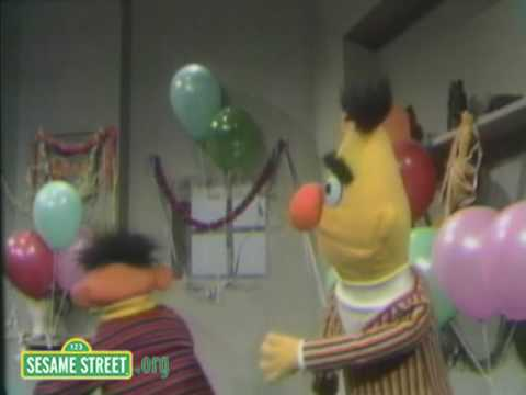 Sesame Street: Bert and Ernie's Special Day
