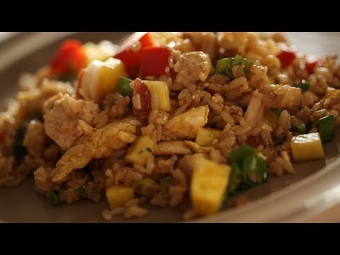 Stir Fried Rice: What's for Dinner FRIDAY || Kin Eats