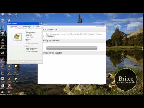 Use Device Doctor to Update Windows Drivers Including Unidentified Devices by Britec
