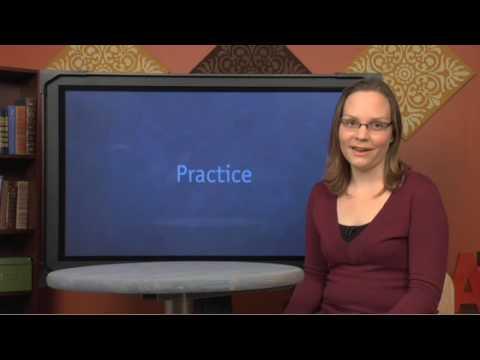 SAT Test Prep Practice Video
