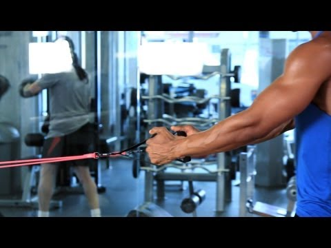 Resistance Band Exercises | How to Work Out at the Gym