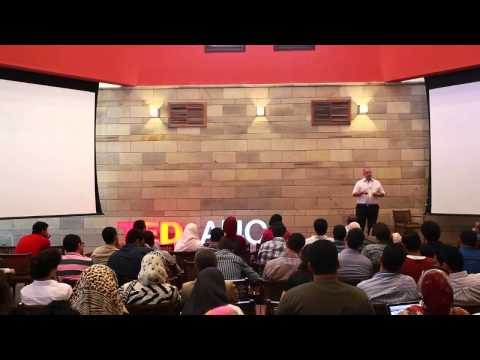 Why Do We Educate Our Children?  Mohamed Ramadan at TEDxAUC