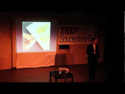 TEDxSoudertonHS - Nick Fox - Re-imagining Creativity