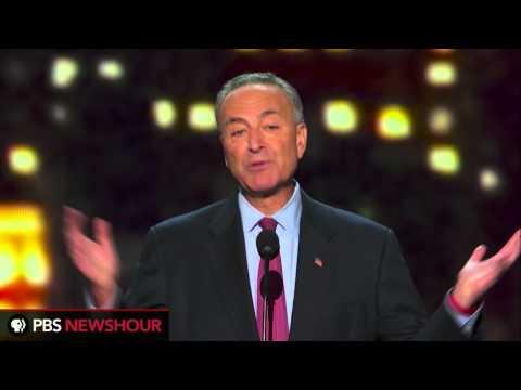 Rep. Chuck Schumer: Romney Sending Us 'Backwards'