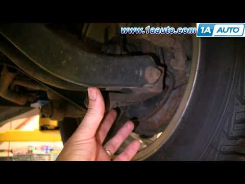 Where to Use Floor Jack and Jack Stands Subaru Outback 00-04 1AAuto.com