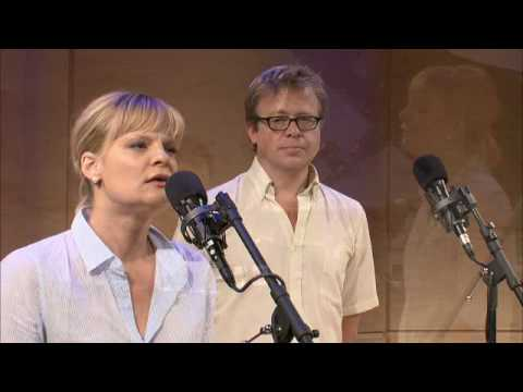 "Studio 360 Live: Martha Plimpton performs ""Thunder Road"""