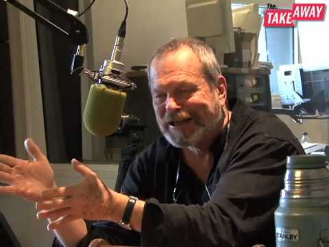 The Takeaway: Terry Gilliam on 'Parnassus,' Little People, 40 Years of Monty Python