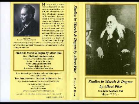 Secret Language of Symbolism - Studies in Morals & Dogma by Albert Pike