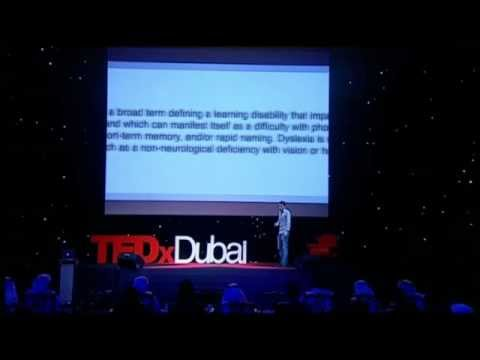 TEDxDubai 2011 | Christian Boer | How a typeface can help people
