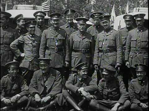 World War I Newsreel Excerpts (184)