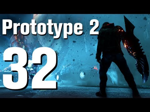 Prototype 2 Walkthrough Part 32 - Last Resort 2 of 2 [No Commentary / HD / Xbox 360]