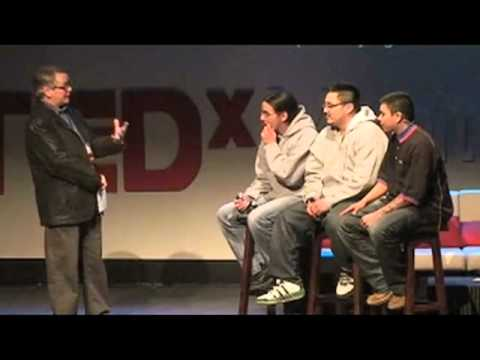 TEDxManitoba - Terry MacLeod - Finding a Life Beyond the Gang