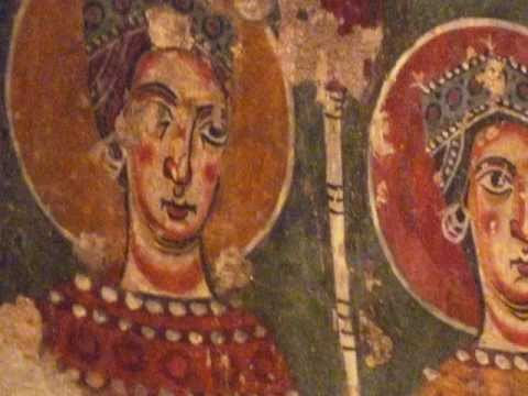 The Wise and Foolish Virgins, late 11th century/early 12th century