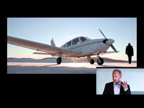 TEDxKTH - Kurt Sillén - Small Airplane Revolution