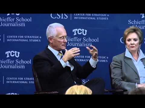 Schieffer Series Dialogue on U.S. Leadership in Global Health