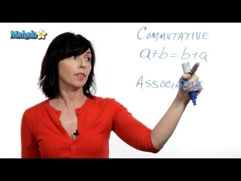 The Commutative & Associative Properties of Addition