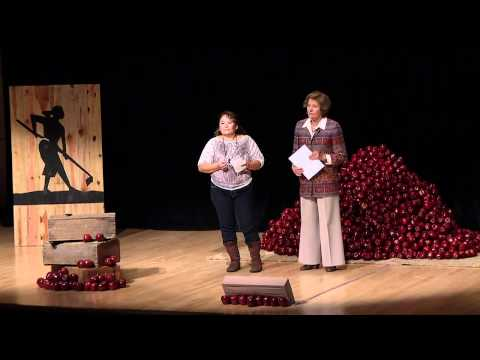 TEDxFruitvale - Maria Catalan - From Farmworker to Farm Owner